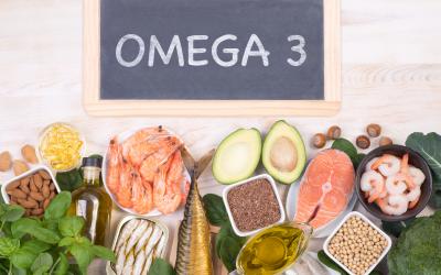 Omega-3 nel pesce benefici e proprietà